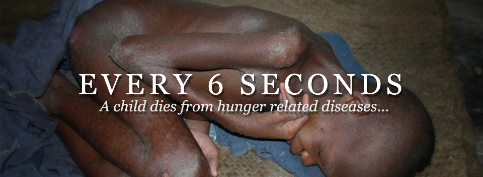 Every 6 Seconds A Child from Related Diseases...